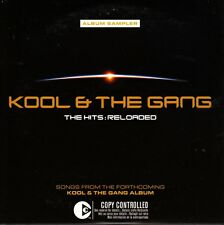 KOOL & THE GANG - The Hits: Reloaded  @12 Track Promo CD VTDCDJ618 @MINT@ 2004