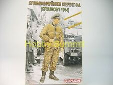1/16 WWII German STURMBANNFUHRER DIEFENTHAL Stoumont 1944  Dragon Soldier # 1622
