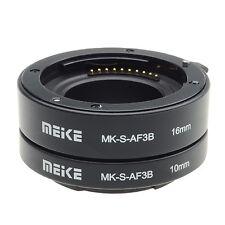 Meike Automatic Extension Tube for Sony E-Mount NEX-7 NEX-6 NEX-5R NEX-3N NEX-F3