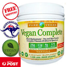 Pure Advantage Pure Vegan Complete Vitamin & Mineral Spectrum Vanilla (645g)