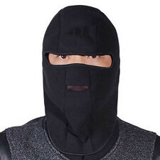 Motorcycle Fleece Neck Winter Ski Full Face Mask Cap Cover Hat Soft For Men Top