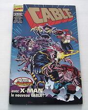 CABLE - N° 13 - MARVEL COMICS - SEMIC