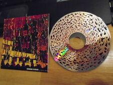 RARE ADV PROMO Agoraphobic Nosebleed CD PCP Torpedo Justin Broadrick MERZBOW mxs