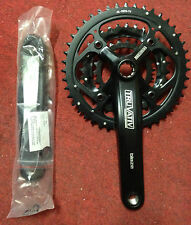 Guarnitura bici Mountain Bike Truvatim Blaze 175 44-32-22 MTB bike crankset