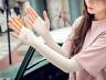 Ice Silk Sunscreen Sun Protection Arm Sleeve Outdoor Riding Anti-UV Hand Cover