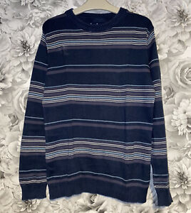 Boys Age 10-11 Years - Fine Knit Jumper Top