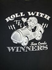 Crooks And Castles X Monopoly Mens Vintage Collab Graphic T-Shirt Size Medium