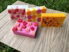 Handmade Scented Soap.  Choose from over 50 fragrances!  FREE POSTAGE