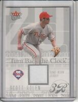 Scott Rolen Philadelphia Phillies 2004 Turn Back the Clock Jersey Card #46/199