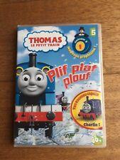 Thomas le petit train: plif plat plouf