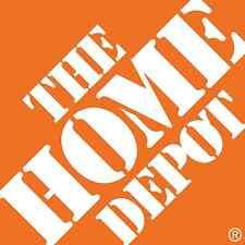 Home Depot racing logo Vinyl Decal / Sticker ** 5 Sizes **