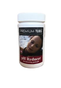 1kg  pH Reducer / pH Minus - Hot Tub - Spa - Jacuzzi - Lay Z Spa - Pools