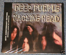 Deep Purple - Machine Head - 40th Anniversary Edition (CD) - BNIP NEW
