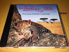 STEWART COPELAND the LEOPARD SON soundtrack CD Discovery Channel SCORE ost