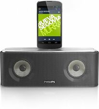 Altavoz Base Inalambrico Bluetooth Android 10w puerto USB carga AS360 Philips