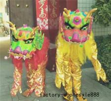 Chinese Dragon  Mascot Costume Kylin Event Party Cosplay Game Dress Parade Dress