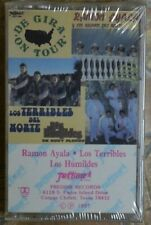 Ramon Ayala - Los Terribles - Los Humildes Cassette New! Sealed! FREDDIE 1991
