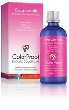 ColorProof Crazy Smooth Extreme Shine Treatment Oil - 3.9 oz **