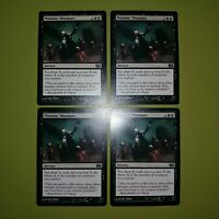 Minions' Murmurs x4 Future Sight 4x Playset Magic the Gathering MTG