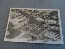 the british empire exhibition wembley 1924  postcard p/u 17 jy 1924