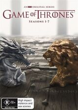 Game Of Thrones : Season 1-7 (DVD, 2017, 34-Disc Set)