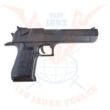 Pistole Desert Eagle~schwarz~USA/Israel~1980~Originalgetreues Modell !!