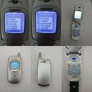 CELLULARE SAMSUNG SGH A800 GSM SIM FREE DEBLOQUE UNLOCKED