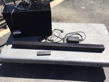 Samsung HW-K550 3.1 Channel 340W Soundbar W/ Wireless Subwoofer remote NR