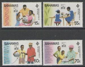 BAHAMAS SG995/8 1994 HONG KONG 94 MNH