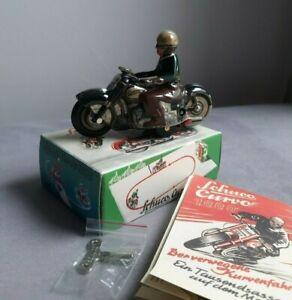 """Schuco classic Motorrad """"Curvo 1000"""" schwarz - mit OVP - neu!"""
