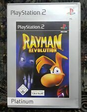 Play Station 2 Spiel PS2 Rayman Revolution [Platinum] ohne Anleitung