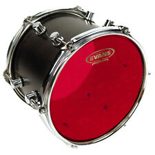 "Evans 12"" Hydraulic Red Tom Drum Head TT12HR"