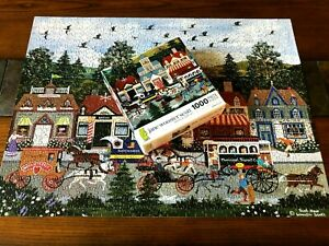 Jane Wooster Scott jigsaw puzzle Rush Hour 1000 pieces Ceaco
