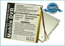NUOVA BATTERIA PER ARCHOS AV605 120 GB AV605 WIFI 120 GB Li-Polymer UK STOCK