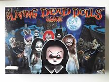 LIVING DEAD DOLLS BOARD GAME by Mezco for 3 to 6 Spooky Kids over the age of 15