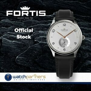 Fortis Terrestis Hedonist AM Classical/Modern Date Automatic watch 901.20.12 L01