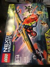 LEGO Nexo Knights Aaron's X-Bow 72005 Brand New Factory Sealed Box