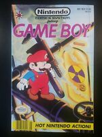 NINTENDO COMICS SYSTEM #4 FEATURING GAME BOY VALIANT 1991