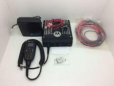 Globe Roamer Motorola XTL5000 UHF R1 P25 Digital Mobile Radio O3 Control Head