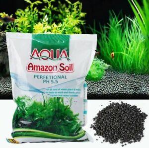 Aquarium Planted Substrate Sand Soil Fertilizer Fish Tank Plant Care Fresh water
