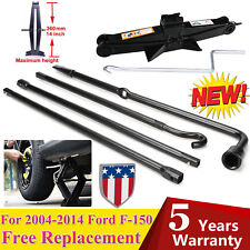 Spare Tire Tools For Ford 2004-2014 F150 Pickup Truck & Scissor Jack &Handle Hot