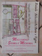MIGLIARINO STORIA E MEMORIA Scuola Media Statale di Migliarino 1997 libro di