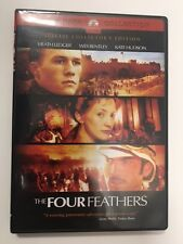 NEW The Four Feathers DVD (Widescreen, Special Collector's Edition) Heath Ledger