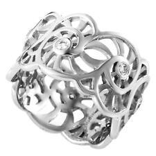 Carrera y Carrera Actea White Gold Ring With Diamonds 18K DA12352
