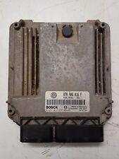 VW Touareg/Phaeton r5 2.5 TDI MOTORE dispositivo di controllo 070906016f incl. Copia dati