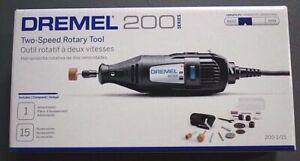 Dremel 200 Series Two-Speed Rotary Tool 200-1/15