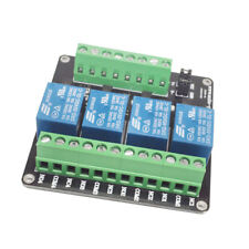 4-Channel 5V Relay Module Expansion Control Board With Optocoupler Isolation