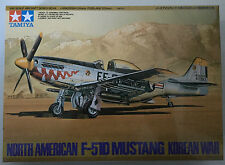 Tamiya 61044 North American F-51D Mustang guerra 1/48 Modelo Kit Nuevo En Caja