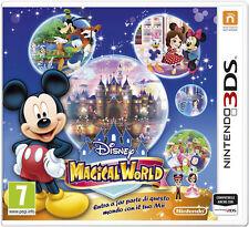 Disney Magical World -  ITA Nintendo 3DS NUOVO - SIGILLATO  [3DS0291]
