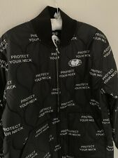 NWT S Wu-Tang Wear Clan Protect Ya Neck Puffer Jacket Coat Shaolin Street Small